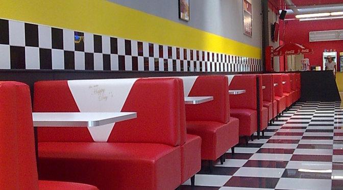 Fabrication de banquettes pour bar, restaurant, brasserie