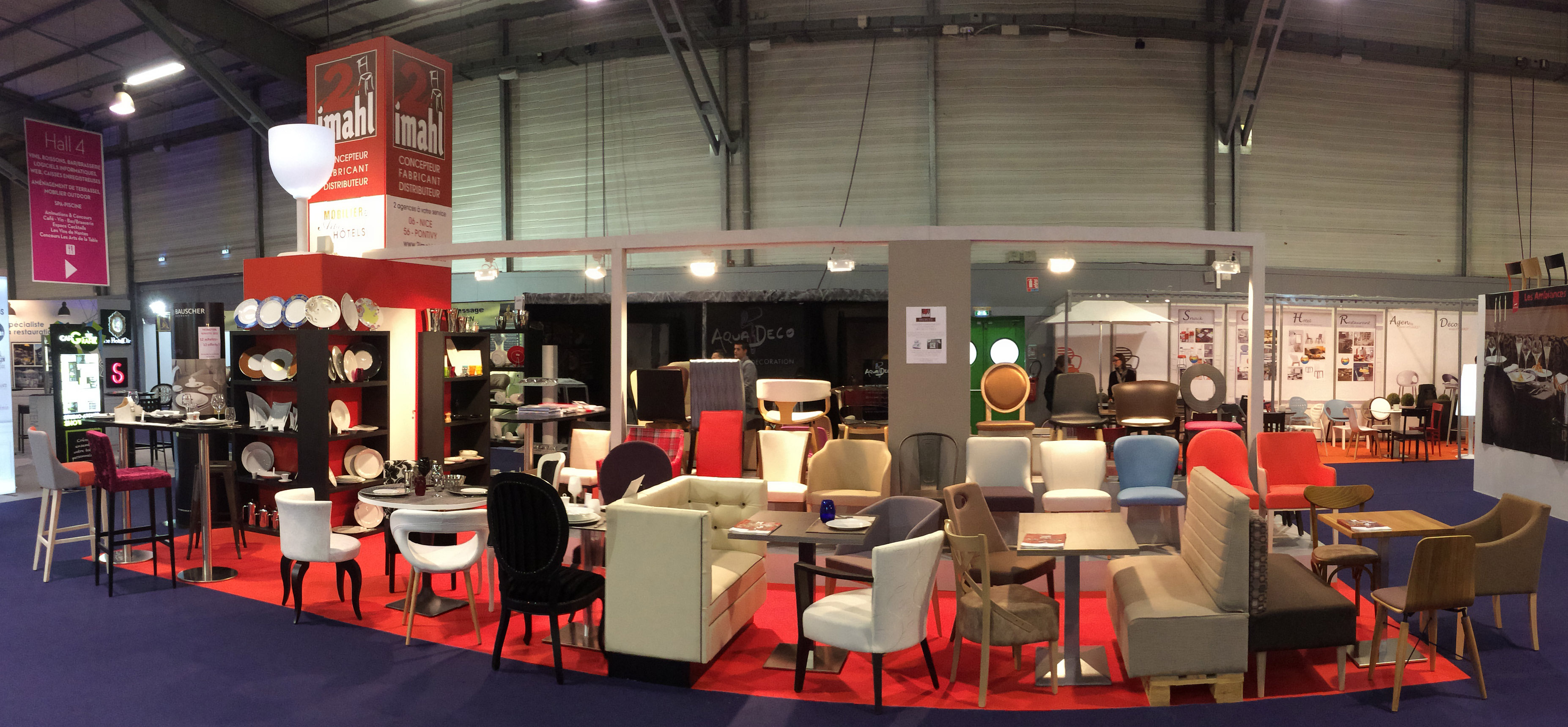 Bilan du salon serbotel 2015 nantes mobilier - Salon art de la table ...